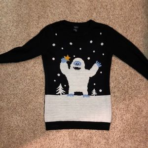 Rue 21 Abominable snowman sweater